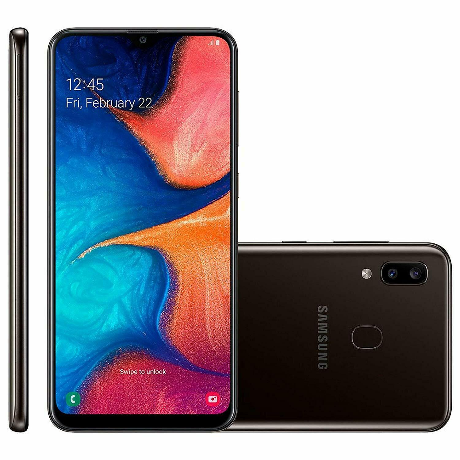 Android Phone - New Samsung Galaxy A20 32GB metroPCS ONLY
