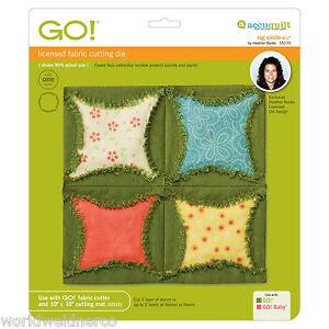 Accuquilt Go Fabric Cutter Cutting Die Rag Circle 6 1 2 By