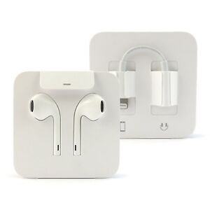 Apple EarPods with lightning connector x2
