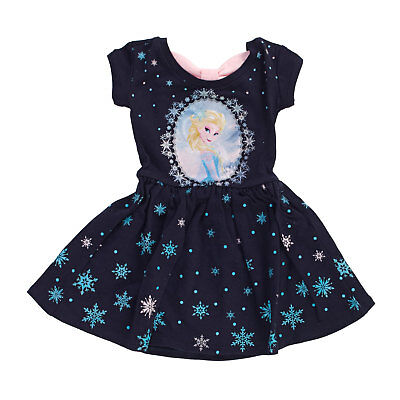 Disney Frozen Elsa Picture Perfect Girls Dress