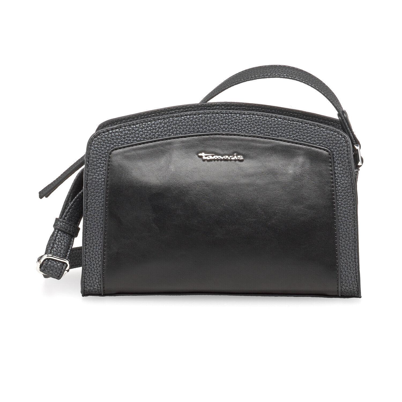 Sale TAMARIS Damen Handtasche ELSA Crossbody Bag Umhängetasche 2 Farben NEU Deal
