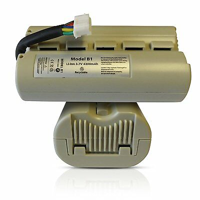 RECHARGEABLE CHARGEPAK B1 BATTERY FOR PURE EVOKE D2 / D240 DAB DIGITAL RADIO