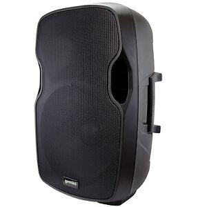 gemini as 15p 15 powered speaker. Black Bedroom Furniture Sets. Home Design Ideas
