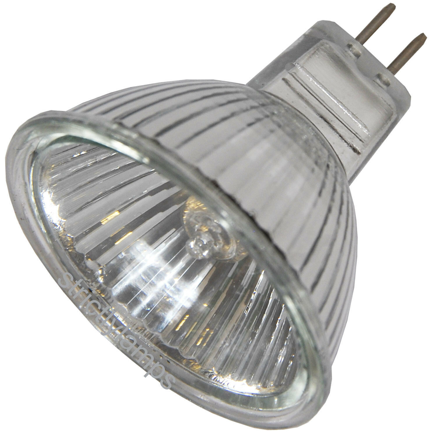 6 X Mr16 50w Halogen Light Bulbs 12v Free Deliverey Ebay