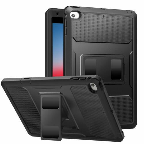 MoKo Shockproof Full Body Rugged Hybrid Cover Case for iPad