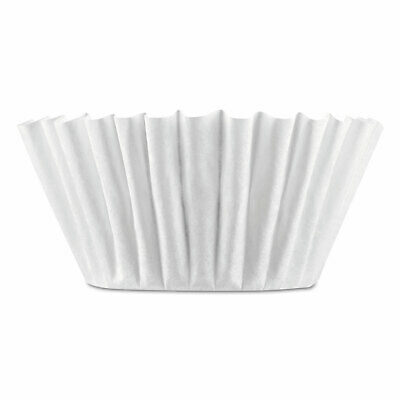 BUNN Coffee Filters 8/10-Cup Size 100/Pack 12 Packs/Carton BCF100BCT