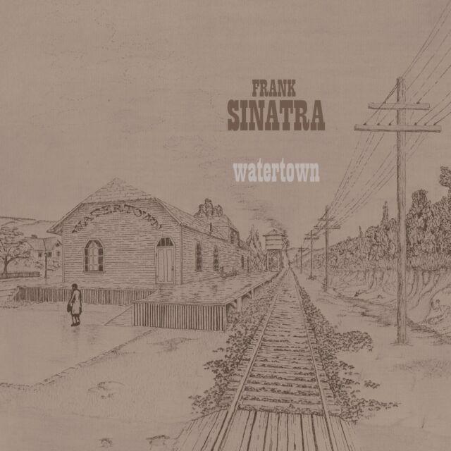 FRANK SINATRA - WATERTOWN (LIMITED LP)  VINYL LP NEU