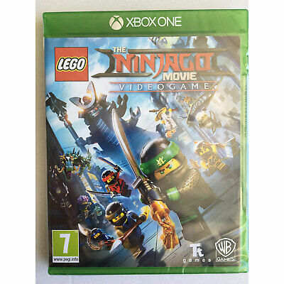 LEGO The Ninjago Movie Videogame (Xbox One) New and Sealed