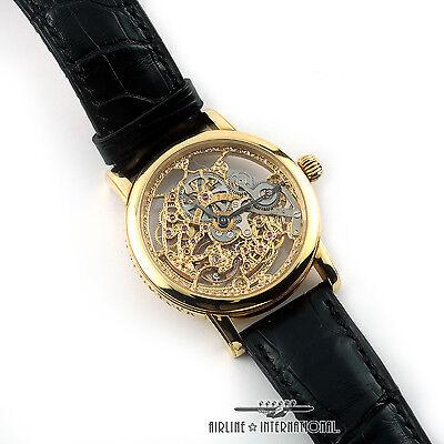 Montblanc Skeleton 75th Anniversary Watch c.1999 - NEW AND UNWORN