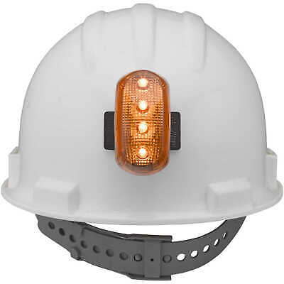 Foxfire Hard Hat Light Amber