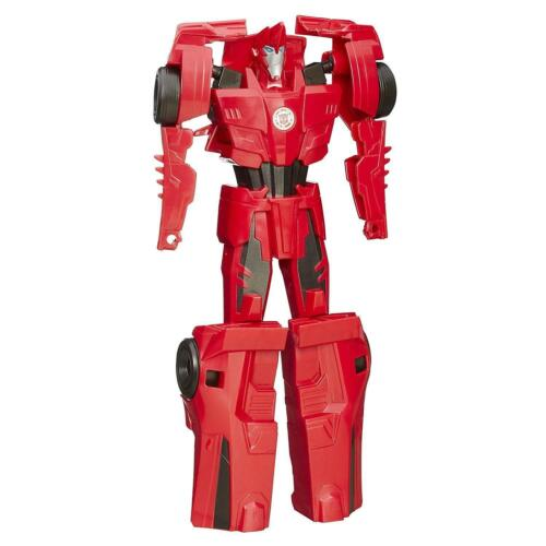 Transformers Robots in Disguise Titan Changers Sideswipe Fig