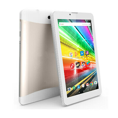 Unlocked 3G Phone Tablet 7 inch GPS Bluetooth Quad Core Wi-Fi Dual Sim IPS 4G