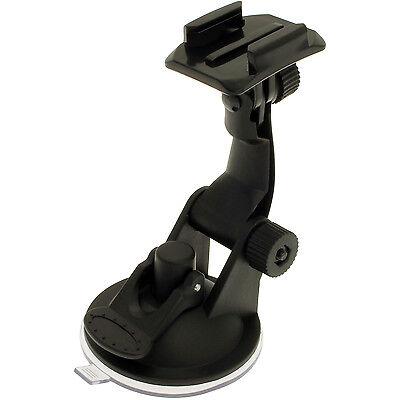 Supporto Ventosa Parabrezza Auto per GoPro Hero5 Black Session 4 3+ 3 2 1