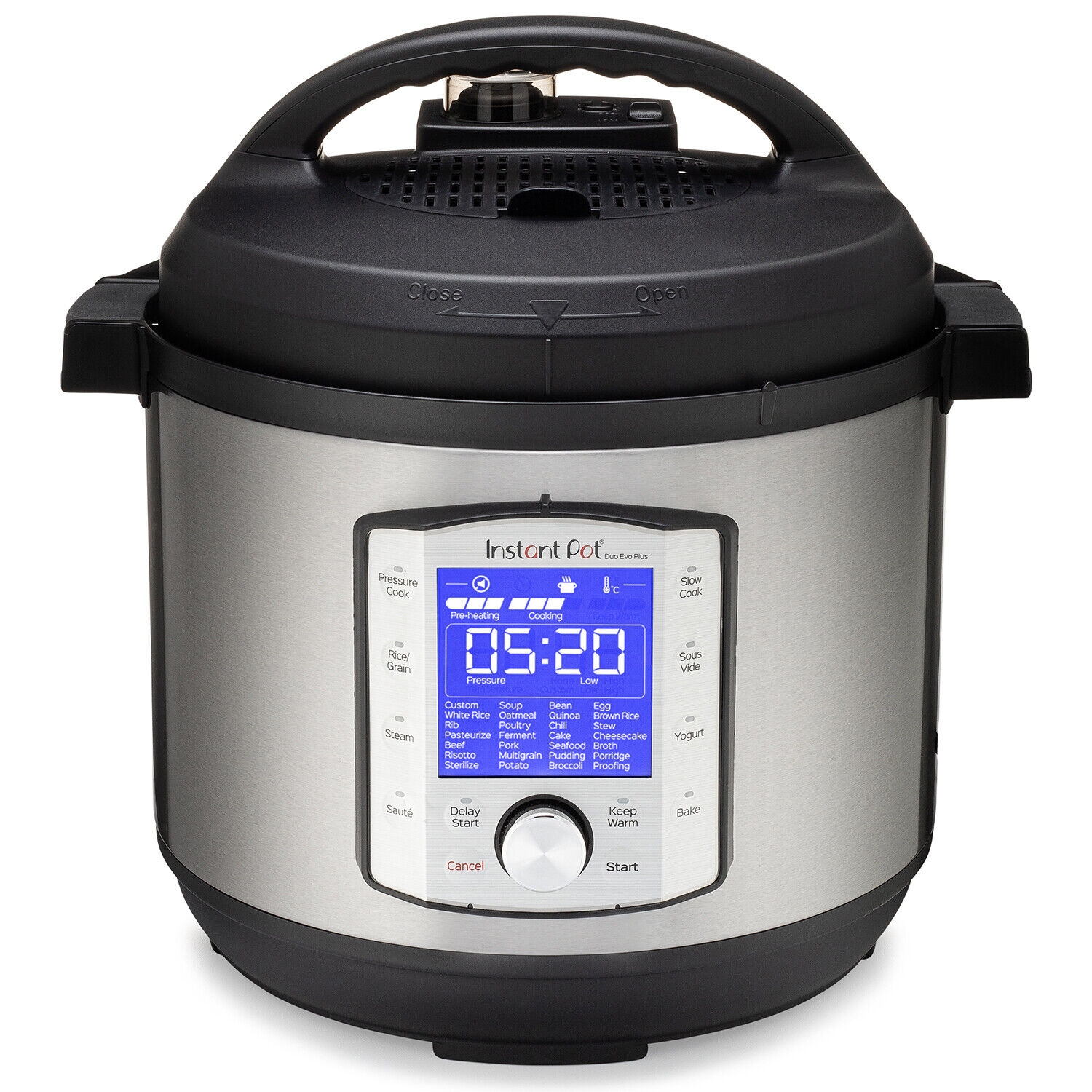 BRAND NEW Instant Pot Duo Evo Plus 80 10-in-1 Electric Press