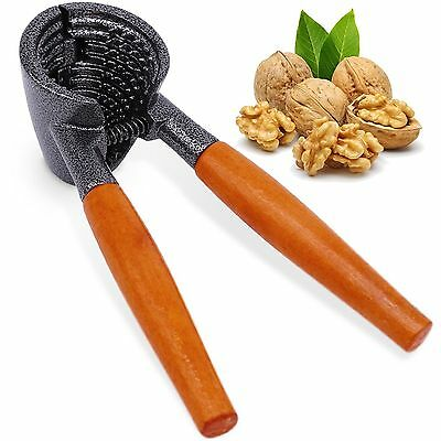 Nut Cracker Walnut Plier Nut Opener Heavy-Duty Shell QUALITY Nutcracker Remover
