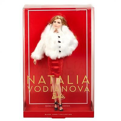 Natalia Vodianova Barbie Black Label Doll 2016, Russian Supermodel