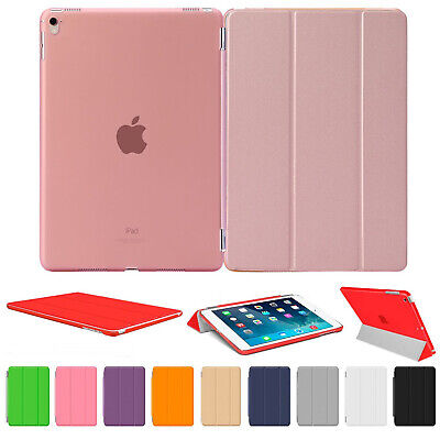 """Slim Smart Cover Case For Apple iPad 9.7"""" 6th Generation 2018 & 5th Gen 2017"""