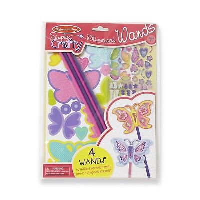 Toys For Girls 4 5 6 7 8 9 Year Old Pretend Play Kid Whimsical Wands Great Gift