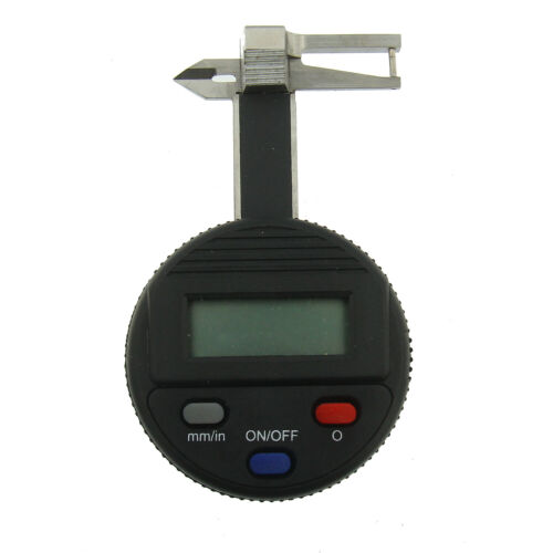 GemOro Millimeter Gauge Electronic Digital Pocket Size Gem Caliper 0.01mm-25mm