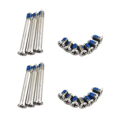 """Bottom Case Screws for Macbook Pro Unibody A1278 A1286 A1297 13"""" 15"""" 17"""" 2 Sets, used for sale  Shipping to India"""
