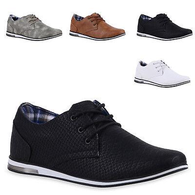 Klassische Herren Business Schnürer Modische Anzug Schuhe 811374 Trendy Neu