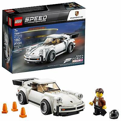 LEGO Speed Champions 1974 Porsche 911 Turbo 3.0 75895 Building Kit, New 2019 (17