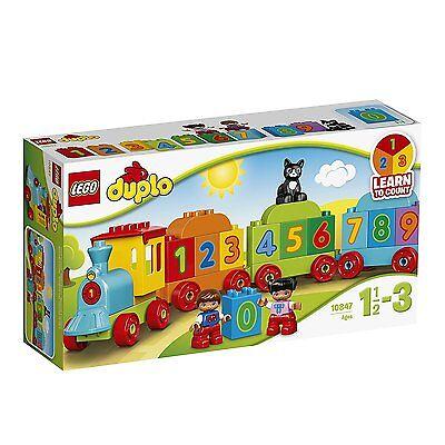 COSTRUZIONI LEGO DUPLO 10847 IL TRENO DEI NUMERI