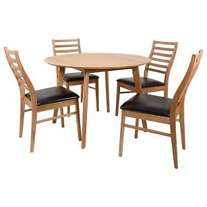 Kitchen table and chairs ebay - Round kitchen table and chairs uk ...