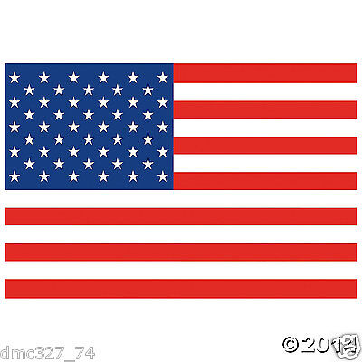 4th of July PATRIOTIC Party Decoration Wall Mural AMERICAN FLAG BACKDROP Prop - 4th Of July Party Decorations