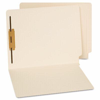 Universal End Tab Folders One Fastener Letter Manila 50box 13110