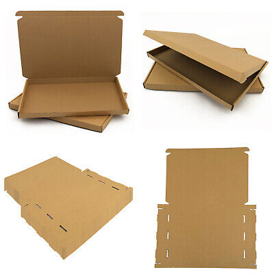 25 x C4 ROYAL MAIL LARGE LETTER CARDBOARD PIP BOX SHIPPING MAIL POSTAL