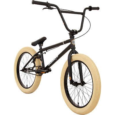 BMX 20 Zoll Bike 3 Farben Freestyle Rad Bullseye Fahrrad Project 501 2 Pegs