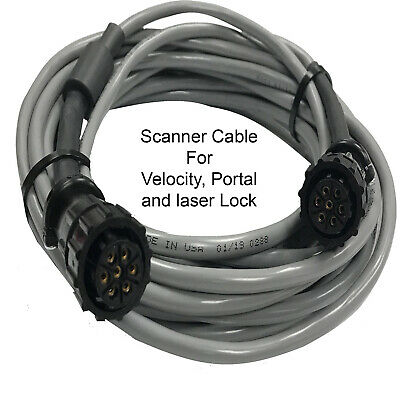 Replaces Chief Measuring System Scanner Cable Velocity Portal Laser Lock