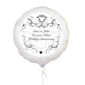 Personalised Wedding Balloons