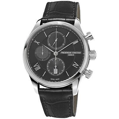 Frédérique Constant Runabout Men's FC-392MDG5B6 Automatic Chronograph 42mm Watch