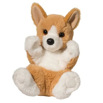 Corgi Stuffed Animal 9""
