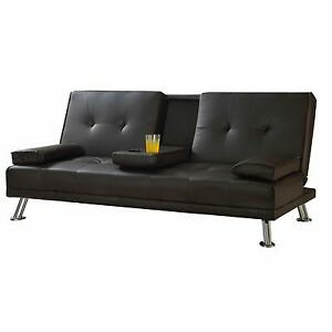Charmant Double Sofa Bed Metal Action