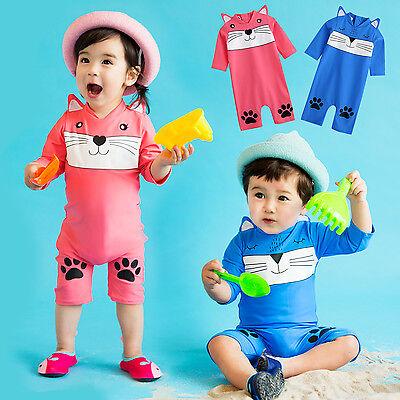 Vaenait Baby Infant Toddler Girls Boys Swimwear Bathing Suit
