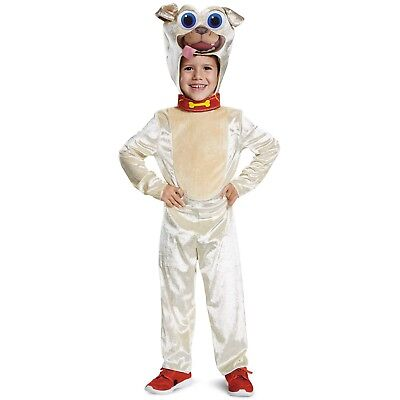 Rolly Puppy Dog Pals Costume  Toddler Child Cosplay Halloween Boys Kids TV - Toddler Tv Halloween