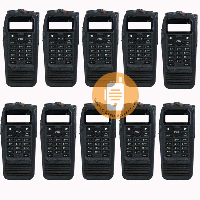 10Pack Radio XPR 6550 Housing Case for Motorola Radio XPR6550 Cover W/ Speaker