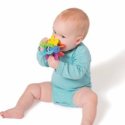 Manhattan Toy Teether Planet & Clutching Toy