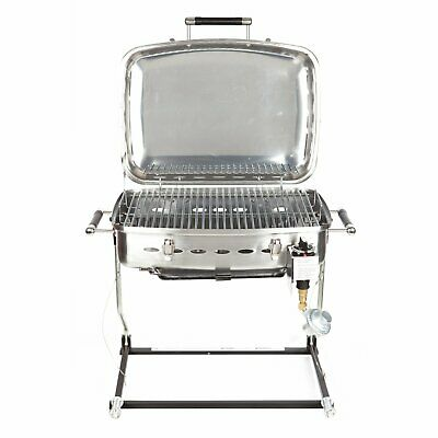 Fleming Sales RVAD650 Barbeque Grill LP RV