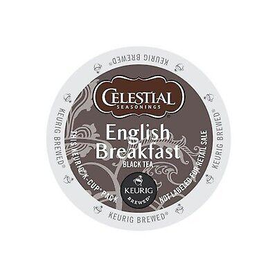 Celestial Seasonings English Breakfast Tea K-Cup (96 Count) ()
