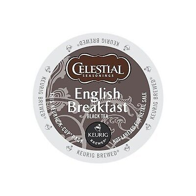Celestial Seasonings English Breakfast Tea K-Cup (96 -