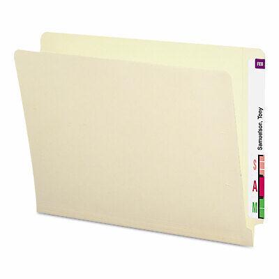 Smead Heavyweight Folders Straight Two-ply End Tab Letter Manila 50box 24210