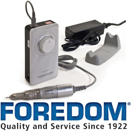Foredom K.1030 Portable Rotary Micromotor Kit Portable