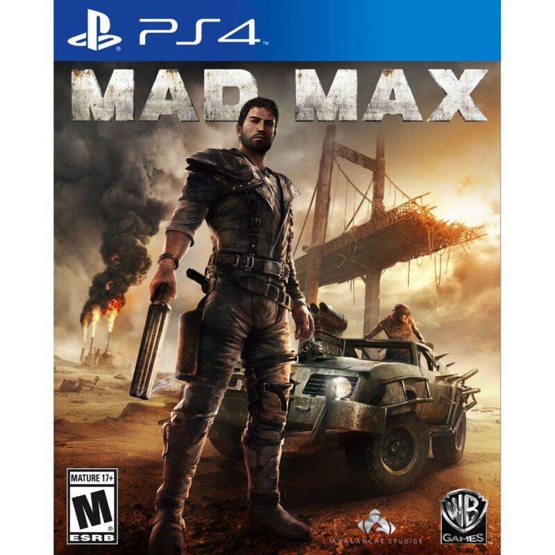 Mad Max PS4 [Brand New]
