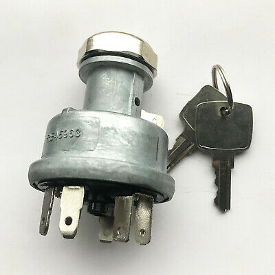 Ignition Switch Re45963 For John Deere Tractor 4200 4300 4400 4500 4600 4700