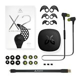 NEW Jaybird X2 Premium Sport Wireless Bluetooth In-Ear Headphones - Black