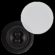 Phase Tech CS6R-DVT 6.5″ Voice Coil In-Ceiling Speaker w/ Flange Grille (SINGLE)